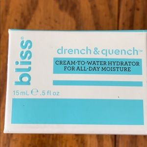 Bliss drench and quench